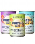 Artemis Fresh Mix-- Canned Lamb, Chicken and Beef Flavors