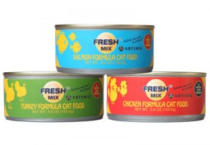 Artemis Fresh Mix Chicken-- Canned Cat Food