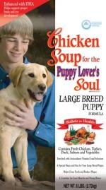 Chicken Soup- Large Breed Puppy Formula
