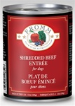 Fromm Four-star Nutritionals Shredded Beef Entree