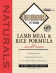 Diamond Naturals- Lamb Meal & Rice Adult Dog Formula
