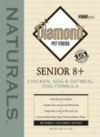 Diamond Naturals- Senior 8+ Dog Formula