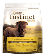 Nature's Variety Instinct- Chicken Meal Formula for Dogs