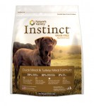 Nature's Variety Instinct- Duck & Turkey Meal Formula for Dogs