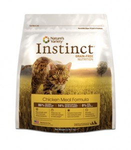 Nature's Variety Instinct- Chicken Meal Formula for Cats