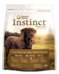 Nature's Variety Instinct- Duck & Turkey Formula for Dogs