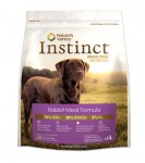 Nature's Variety Instinct- Rabbit Meal Formula for Dogs