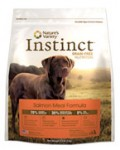 Nature's Variety Instinct- Salmon Meal Formula for Dogs