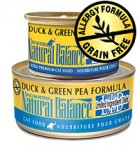 Natural Balance L.I.D. Canned Cat Food in 4 Flavors