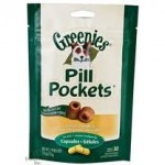 Greenies Pill Pockets For Dogs