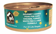 Solid Gold- Chicken, Turkey & White Fish Canned Cat Food for All Life Stages
