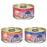 Blue Buffalo-- Spa Select Canned Cat Food (3 Flavors)