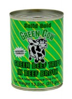 Solid Gold- Green Cow tripe Canned Dog Food- All Life Stages