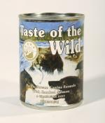 Taste of the Wild Canned Pacific Stream Canine Formula with Smoked Salmon