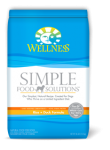 Wellness Simple Limited Ingredient Diet- Turkey & Potato Grain Free Dry Dog Food