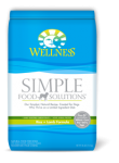 Wellness Simple Limited Ingredient Diet- Lamb & Oatmeal Dry Dog Food