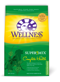 Wellness Complete Health- Lamb, Barley & Salmon Recipe for Dogs