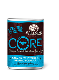 Wellness CORE Canned Salmon, Whitefish & Herring