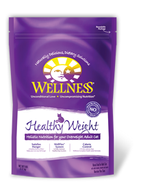 Wellness Complete Health Healthy Weight (For Overweight Adult Cats)