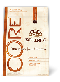 Wellness CORE- Fish & Fowl for Adult Cats & Kittens