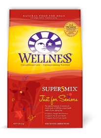 Wellness Complete Health- Just for Seniors Dog Food