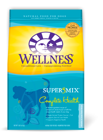 Wellness Complete Health- Whitefish & Sweet Potato For Dogs
