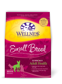 Wellness Complete Health- Small Breed Adult Health for Dogs