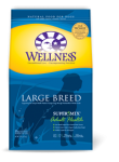 Wellness Complete Health- Large Breed Adult Health for Dogs
