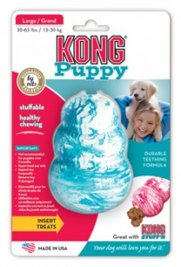 "Kong Puppy ""Teething Kong"""