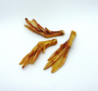 K-9 Kraving Chew-- All Natural Dried Duck Feet Chews