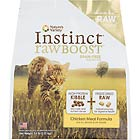 Natures Variety Instinct- Rawboost Chicken Meal Dry Cat Food