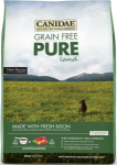 Canidae PureLAND with Bison and Lamb Meal (Grain Free)