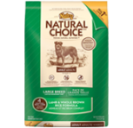 Nutro Natural Choice- Limited Ingredient Diet Large Breed Adult Dry Dog Food Lamb & Whole Brown Rice