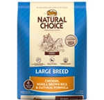 Nutro Natural Choice- Large Breed Puppy Chicken, Whole Brown Rice & Oatmeal Formula