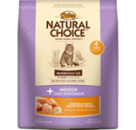 Nutro Natural Choice - Indoor Senior Cat Formula with Chicken and Whole Brown Rice