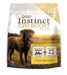Nature's Variety Instinct RAW BOOST Grain-Free Dog Kibble