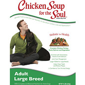 Chicken Soup – Large Breed Adult Dog Dry Formula