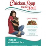 Chicken Soup - Indoor with Hairball Control Dry Cat Food