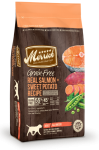 Merrick Grain Free Real Salmon and Sweet Potato Recipe