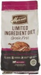 Merrick Limited Ingredient- Grain Free Turkey & Sweet Potato Adult Dog Food