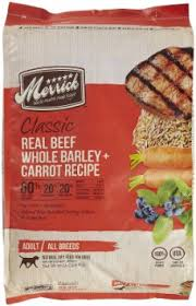 Merrick Classic Adult Real Beef with Whole Barley & Carrot Dry Dog Food