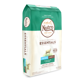 Nutro Natural Choice- Limited Ingredient Large Breed Adult Lamb & Whole Brown Rice